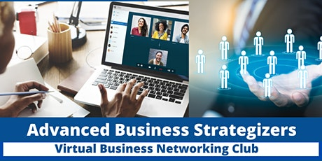 Advanced Business Strategizers -Quarantine Virtual Networking- Club tickets