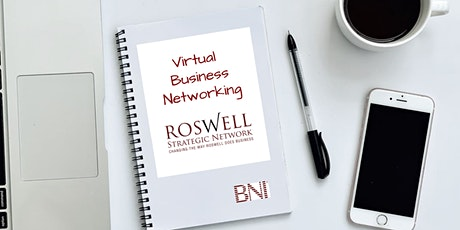 Roswell Strategic Virtual Networking! tickets