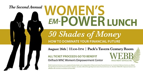 2nd Annual Women's Em-Power Lunch tickets