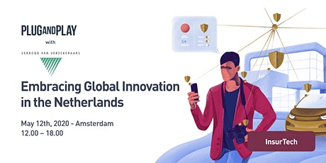 Embracing Global Innovation in the Netherlands tickets