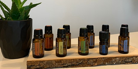 Virtual Essential Oil Study Sessions tickets