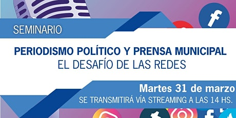 Periodismo político y prensa municipal entradas