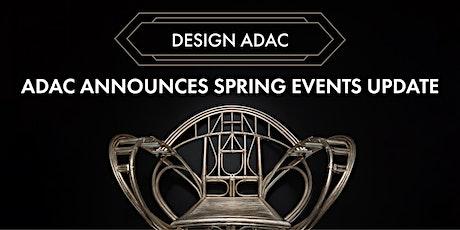 DESIGN ADAC 2020 tickets