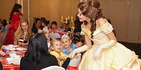Enchanted Princess High Tea - September - Session 1 tickets