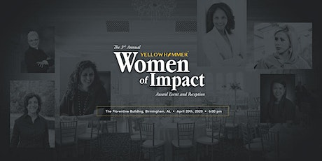 The 3rd Annual Women of Impact Awards and Reception tickets