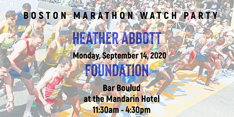 Heather Abbott Foundation's Boston Marathon Watch Party tickets