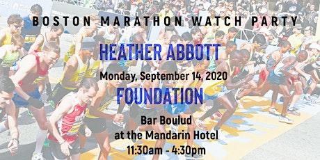 Heather Abbott Foundation's Boston Marathon Watch Party tickets