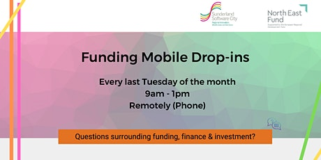 North East Fund Mobile Drop-Ins tickets