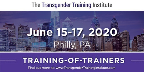 TTI's Training of Trainers - Philly, June 15-17, 2020 tickets