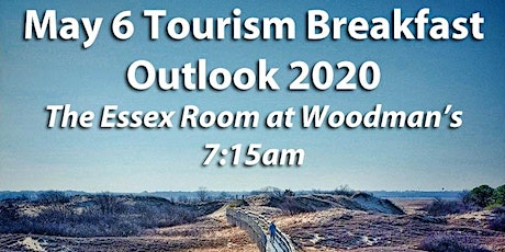 Wed., May 6th Annual Tourism and Small Business Breakfast tickets