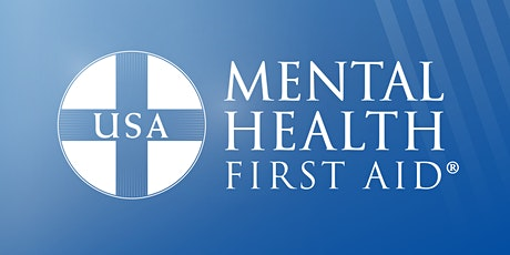 Mental Health First Aid for Adults Training - Monticello tickets