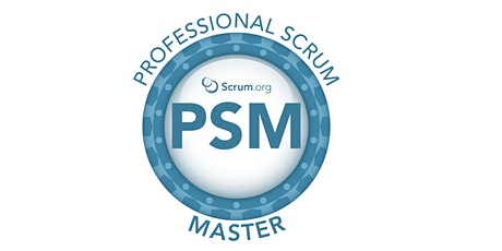 Professional Scrum Master I - SP Junho ingressos