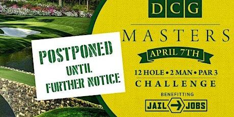 (POSTPONED) 2020 DCG Masters  tickets