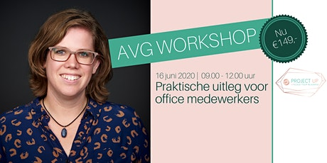 Workshop Praktische AVG tickets