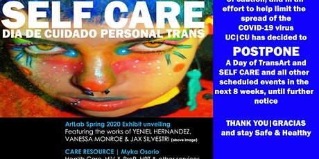 UCCU's Day of Trans Self Care tickets