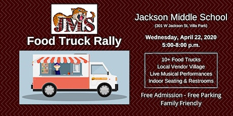 Jackson Middle School Food Truck Rally tickets
