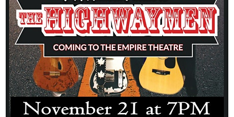 A Musical Tribute to the Highwaymen tickets
