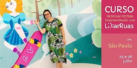 SÃO PAULO tem Lilian Ruas com Profissão Festeira edição 2020 - julho ingressos