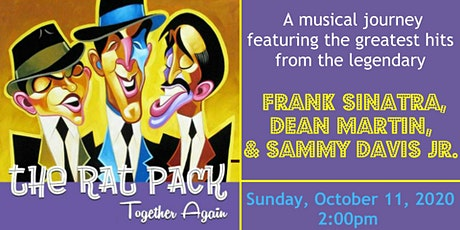 The Rat Pack: Together Again tickets