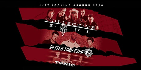 Collective Soul, Better Than Ezra & Tonic tickets