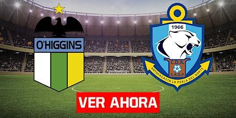 TV/VER.-O'Higgins v Antofagasta en viv y E.n Directo ver Partido online entradas