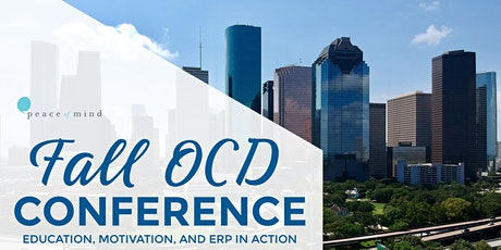 Fall OCD Conference tickets