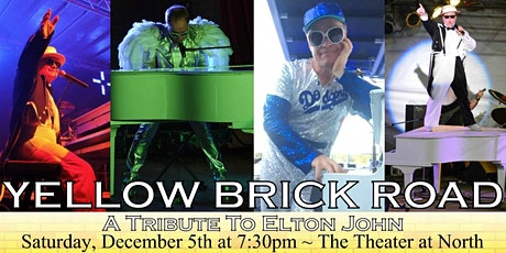 Yellow Brick Road – A Tribute to Elton John tickets