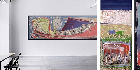 NYC Contemporary Artist Studio Visit | Joe Ginsberg tickets