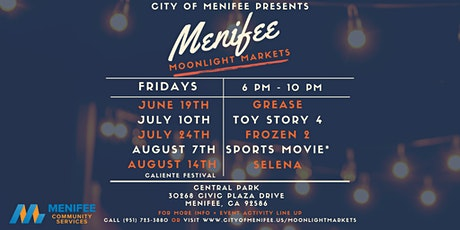 Menifee Moonlight Markets tickets