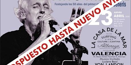 Nito Mestre en Valencia  CANCELADO !! entradas