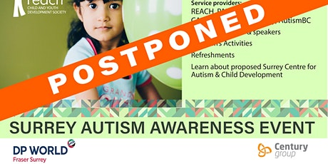 Surrey  Autism Awareness Event tickets