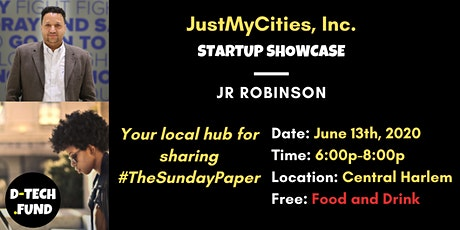 Adventure Awaits: JustMyCities, Inc. Startup Showcase (Ad Tech) tickets