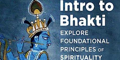 Intro to Bhakti with Champakalata  tickets