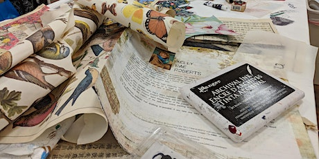 Mixed Media Wednesday October tickets