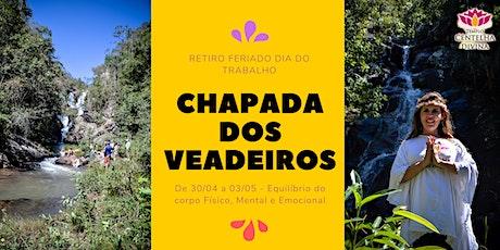 Retiro Feriado dia do Trabalho  na Chapada dos Veadeiros - Alto Paraíso/GO ingressos
