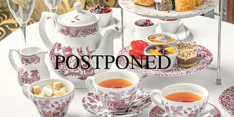 Authentic Afternoon Tea- Second Seating- POSTPONED UNTIL FURTHER NOTICE tickets