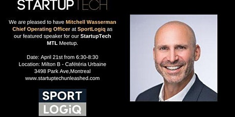 StartupTech MTL: Founders Talk March 2020 tickets