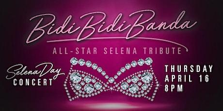 CANCELLED: Selena Day feat. Bidi Bidi Banda at Legacy Hall tickets