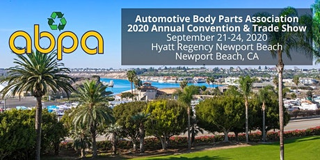 ABPA 2020 Annual Convention - Newport Beach, CA tickets