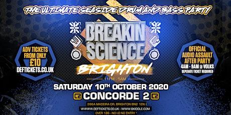 Breakin Science Brighton tickets