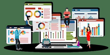 Data Analytics 3 day classroom Training in Brantford, ON tickets