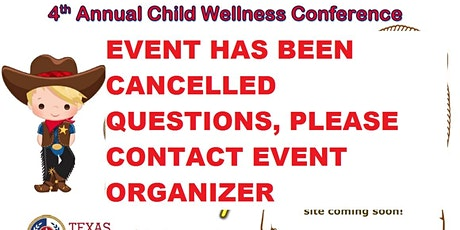 4th Annual Child Wellness Conference tickets