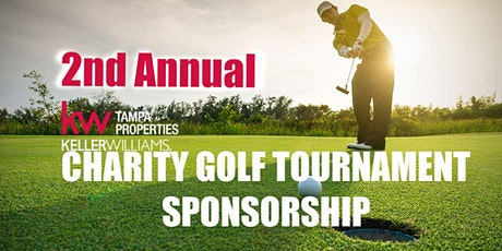 KWTP Golf Tournament Sponsorship tickets