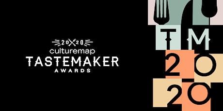 2020 CultureMap Dallas Tastemaker Awards  tickets