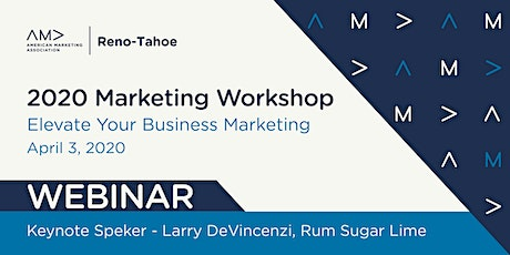 8th Annual AMA Marketing Workshop tickets