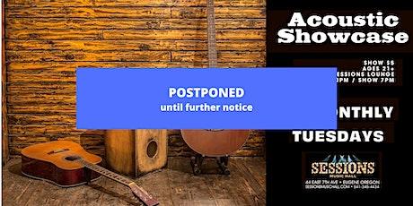 Acoustic Showcase: Rudolf Korv tickets