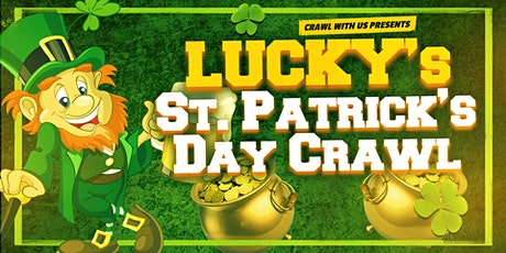 Lucky's St. Patrick's Day Crawl - Virginia Beach tickets