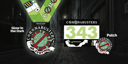 2020 CoronaBusters Virtual 19K Run Walk