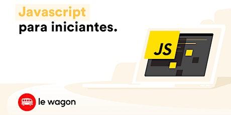 Introdução a JavaScript: o basicão sem mistério e pra todo mundo!  ingressos