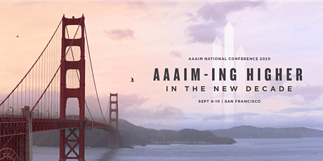 AAAIM National Conference 2020 tickets